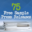 75 Free Press Release Samples