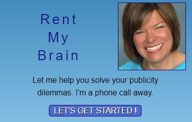 Joan Stewarwt's Rent My Brain promo
