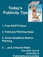 Pinterest slide for Tips of Week--2015jan10