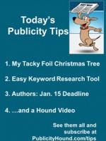 Pinterest slide for Tips of Week--2015jan6