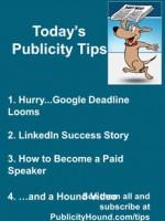 Pinterest slide for Tips of Week--2015Apr14