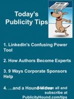 Pinterest slide for Tips of Week--2015Apr7