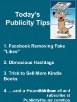 "Publicity Tips–Facebook Removing Fake ""Likes"""
