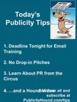 Pinterest slide for Tips of Week--2015May30