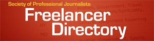 Society of Professional Journalists Freelancer Directory