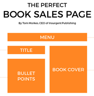 Book Sales Page Template