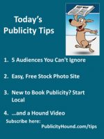 Publicity Tips–5 Audiences You Can't Ignore