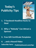 Publicity Tips–7 Facebook Headline Hacks to Steal