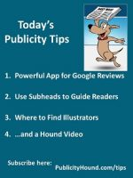 Publicity Tips–Powerful App for Google Reviews