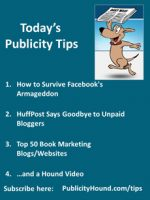 Publicity Tips–How to Survive Facebook's Armageddon