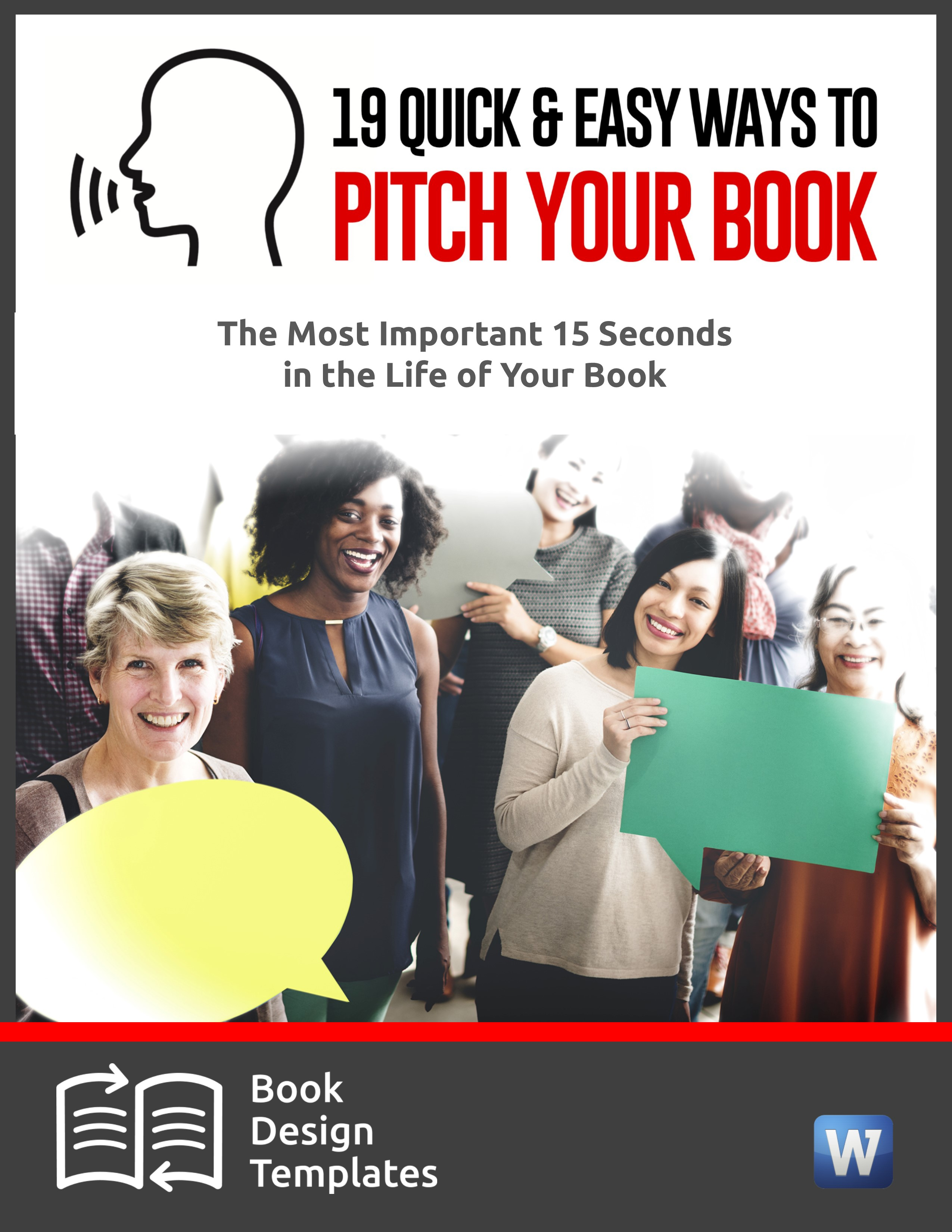 19 Quick & Easy Ways To Pitch Your Book