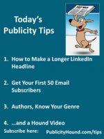 Publicity Tips–How to Make a Longer LinkedIn Headline