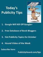 Publicity Hound–Google Will Kill Off Google+