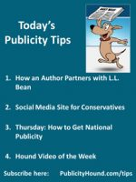 Publicity Hound Tips of the Week-June 4