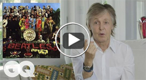 Content Idea from Sir Paul McCartney