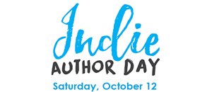 Indie Author Day Oct. 12