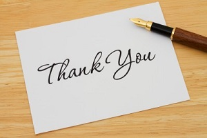 How to Promote Your Thank You Notes