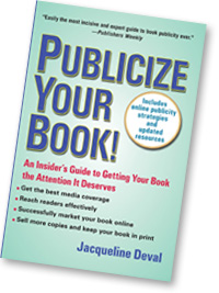 "Cover of ""Publicize Your Book"""