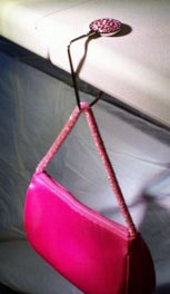 Puse hanging from Zook Hook