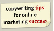 copywriting tips for online marketing success