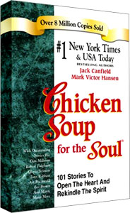 Cover of Chicken Soup for the Soul