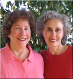 Family relationshhip experts Rosemary Lichtman and Phyllis Goldberg
