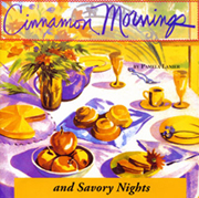 Cinnamon Mornings and Savory Nights book cover