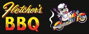 Logo for Fletcher's BBQ