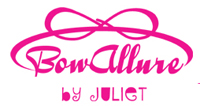 Logo for Bow Allure by Juliet