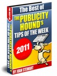 24 juicy publicity, social media tips in free 'best of' ebook