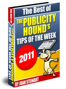 publicity tips ebook