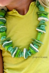 candy necklace photo on pinterest