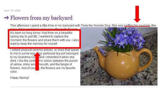claire celsi teapot blog post