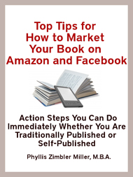 top tips for how to market your book on Amazon and Facebook