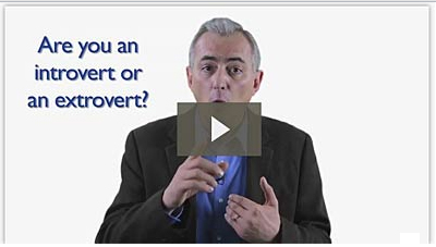 don crowther video--are you a social media introvert or extrovert?