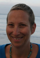 author laura davis who hosts writing-yoga retreats