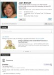 How to add opt-in boxes to your LinkedIn profile, page