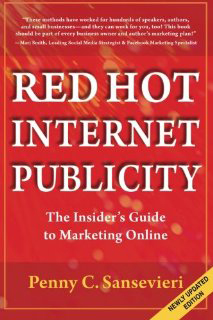 red hot internet publicity cover third edition