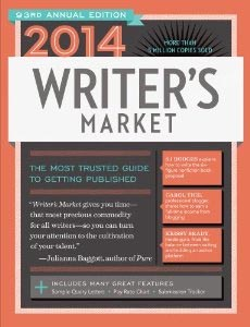 Cover of 2014 Writer's Market Directory