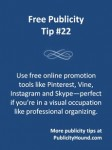 7 online promotion tools for professional organizers