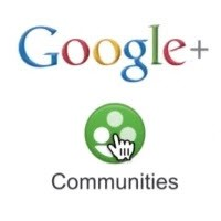 Google+ Communities logo