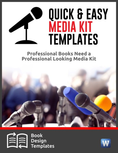 Quick & Easy Media Kit Templates