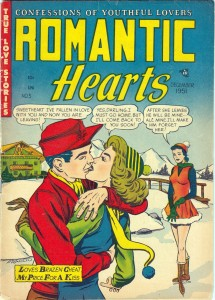 romantic hearts comics from digital comic museum
