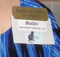 Bobbi badge