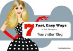 Authors: Free training for fast, easy blogging