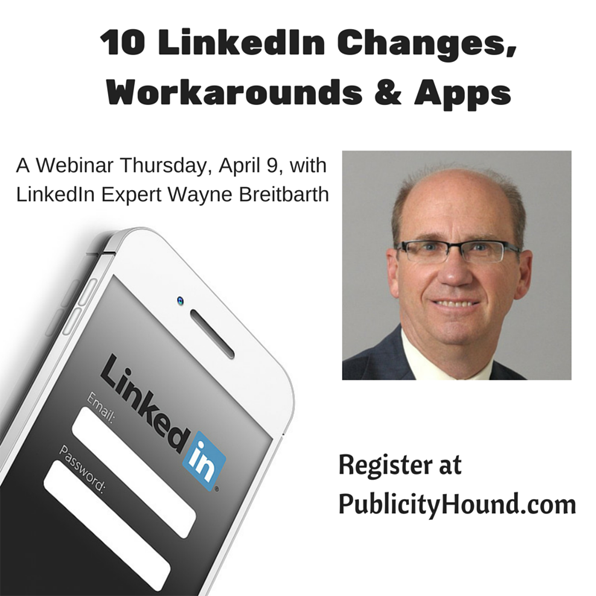 10 LinkedIn Changes,  Workarounds & Apps 2