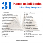 31 Places to Sell BooksOther than Bookstores2
