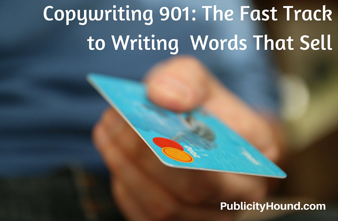 Copywriting 901- The Fast Track to Writing Words That Sell (1)