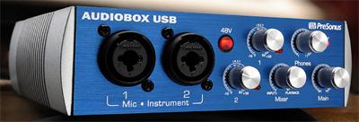 AudiBox USB