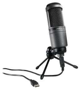AudioTechnica AT2020
